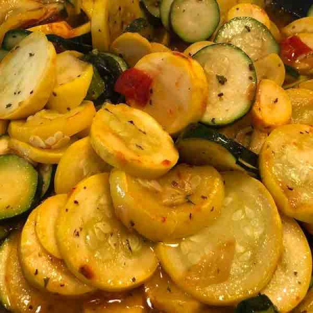 Enjoy learning how to make healthy meals like zucchini and summer squash with delicious mild spice. Healthy Cooking Classes