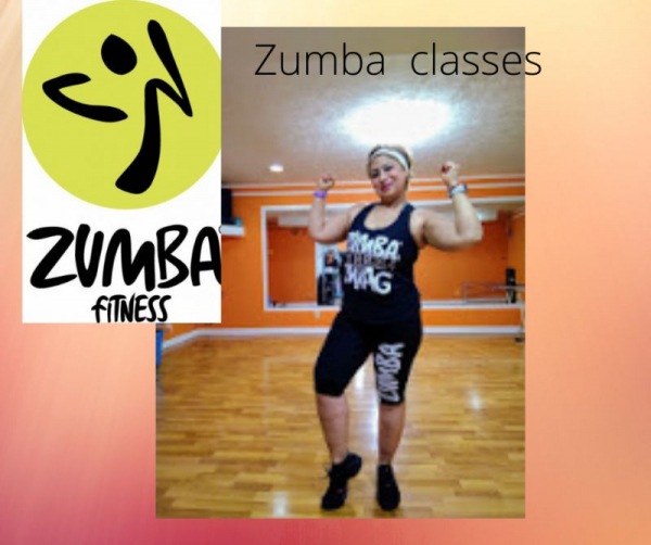 I offer Zumba classes for groups or individual students.