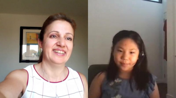 Learning French remotely starting from scratch-2020