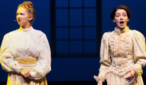 Haley Fryer as Lily in the The Secret Garden