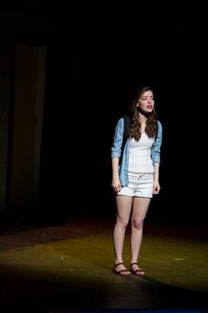 Haley Fryer as Sophie Sheridan in Mamma Mia!