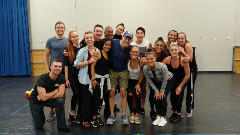 Another 8 weeks of rehearsal complete!