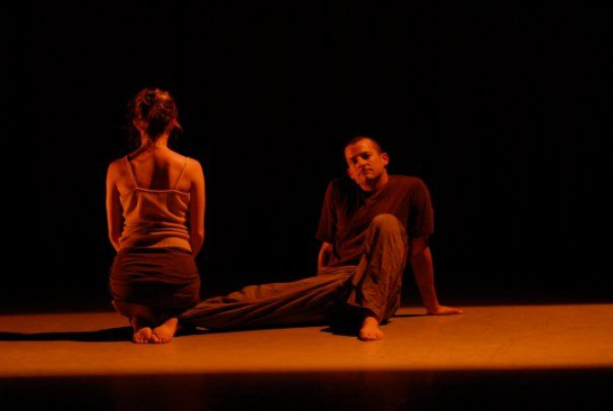 With Katie Faulkner, Little Seismic Dance Company