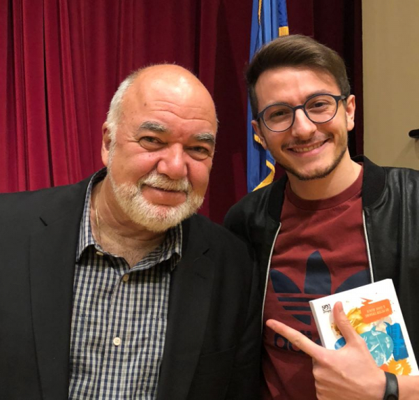 Me and Peter Erskine