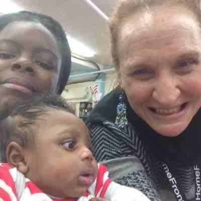 Working with mothers on creating songs for their children