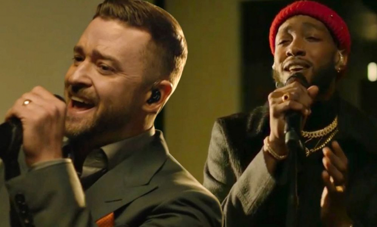 "Ant Clemons featuring Justin Timberlake ""Better Days"" originally broadcast during the 2021 Presidential Inaguration."