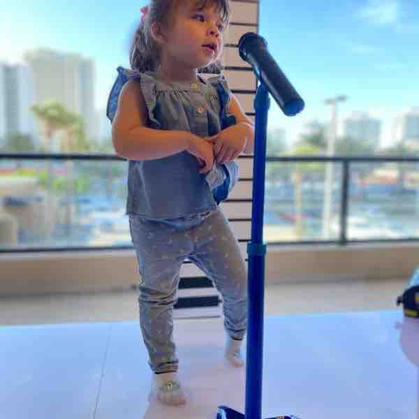 Vocal Lessons for 3 years old