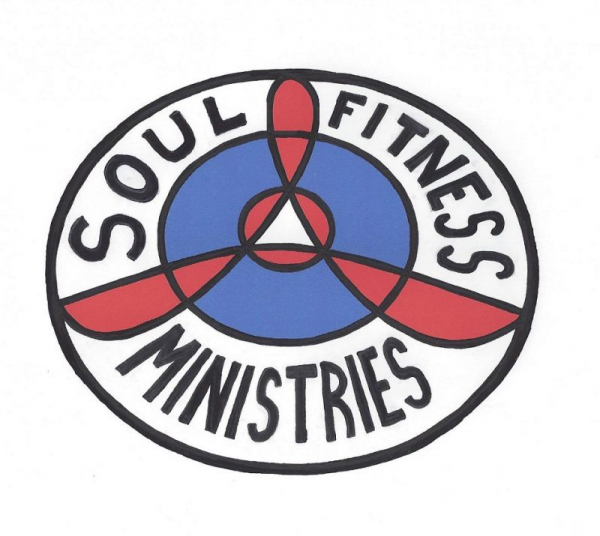 This is my Soul Fitness Ministries first, and personal, drawing of the Logo!