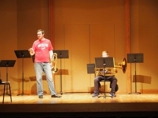Ohio Wesleyan University Brass Day (2019)