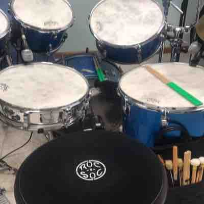 New drum set pic.  2021 Roc n Soc really comfortable.