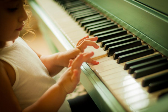 Piano is the base of it all.