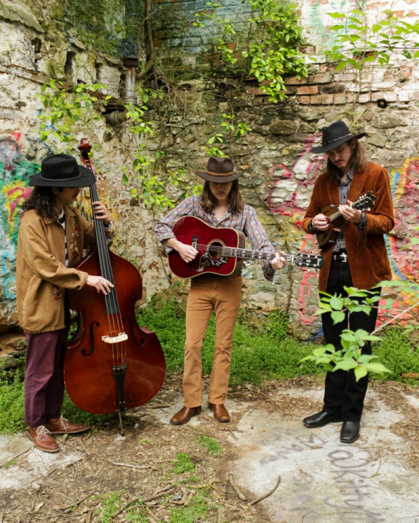 Pictures from a recent album shoot with my bluegrass band The Afternoon Raccoons!