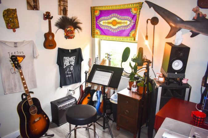 Practice Space