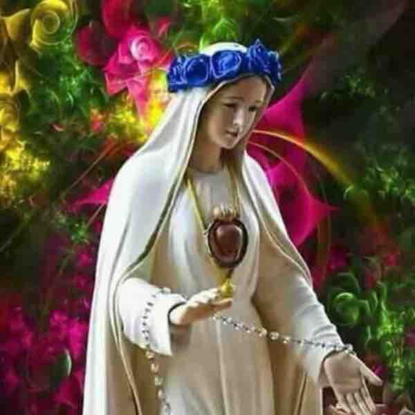 Blessed Mother Mary🙏