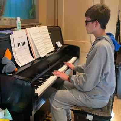 Working on a Concerto