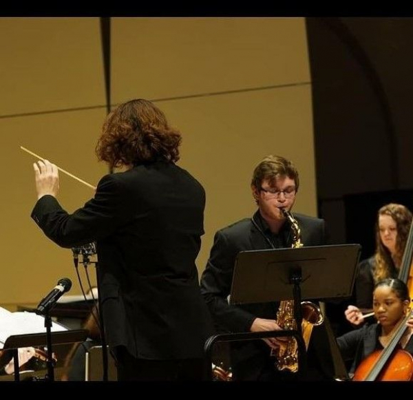Soloist with the Audire Symphony