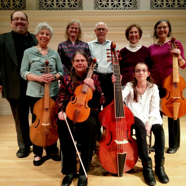 Phillip Serna Serves as Double Bass & Viola da Gamba faculty at the Music Institute of Chicago