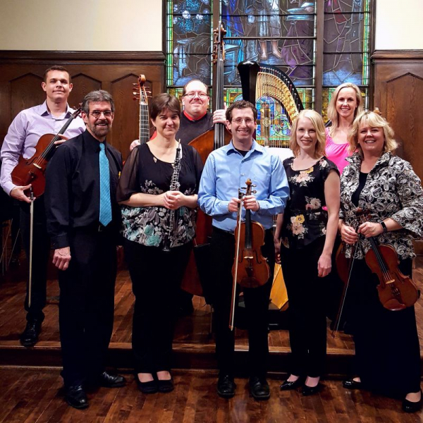 Phillip Serna Serves as Double Bass faculty at North Central College