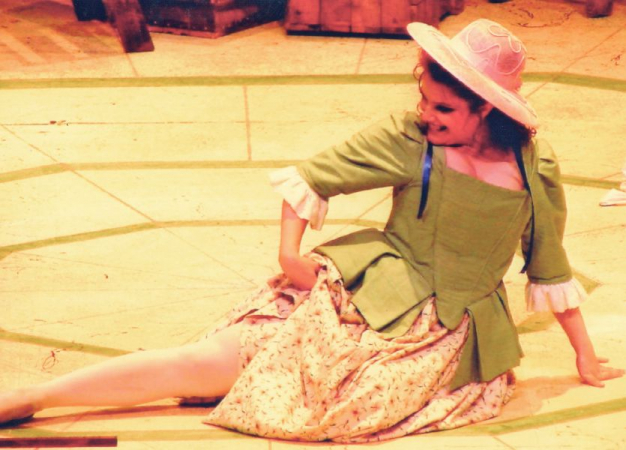 """Susanna in """"Marriage of Figaro"""""""