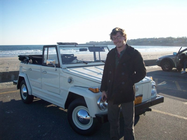 My 1973 VW Thing!  I restored it myself.