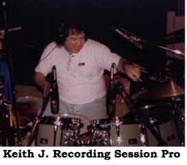 Keith J. - Recording Session Pro