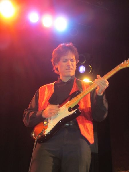 Playing at the 2011 International Blues Challenge in Memphis, TN at which we won 1st place.