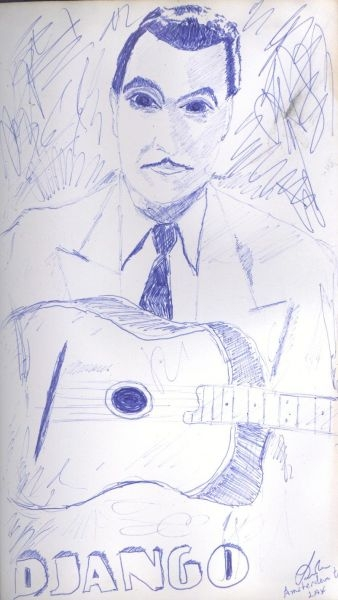 The Great Django Reinhardt