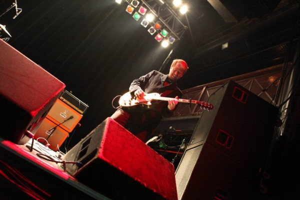 Great pic performing at the NORVA in Norfolk, Virginia with THE REDDEST HEARTS.