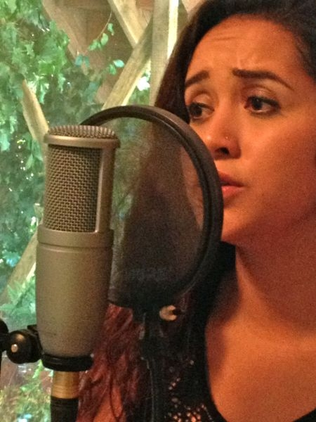 She can sing