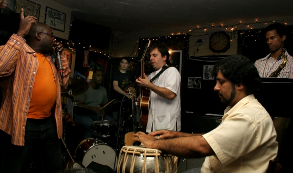 Ro release concert 2006 with NickRusso+11