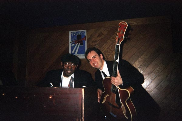 Jimmy McGriff & Nick Russo