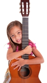 No matter who you are, you can be a star. Let us teach you guitar.
