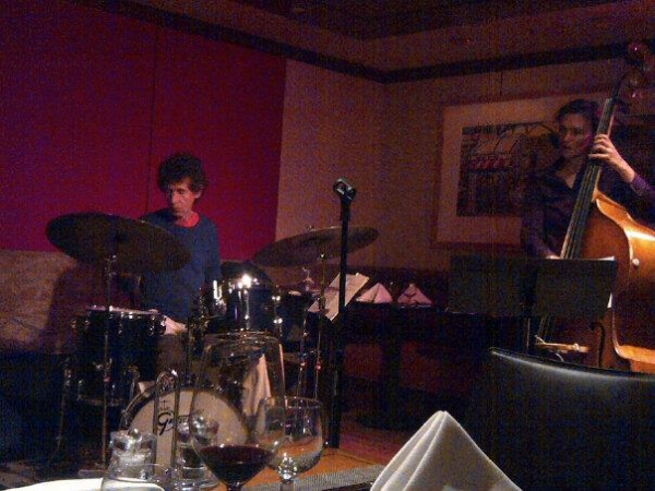 Jamming At Kitano, New York, 2013