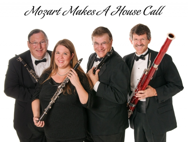 My chamber music group