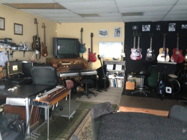 My Home Studio (Left)