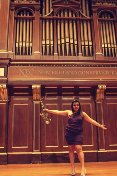 The New England Conservatory of Music