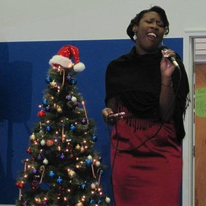 """Opening the December 2013 Holiday Concert as Director of Music with  """"Where Are You Christmas"""" at In Sync Center of the arts in Quincy, MA."""