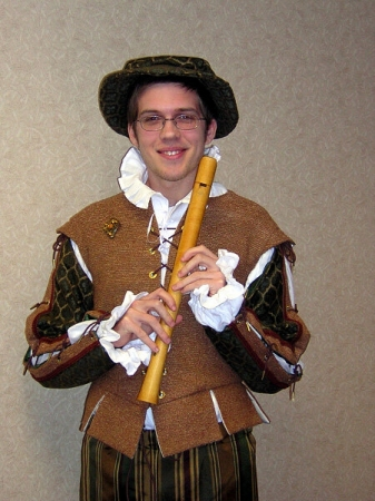 Renaissance Recorder Playing