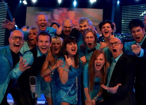 "Televised talent show, ""Clash Of The Choirs"" 2010."