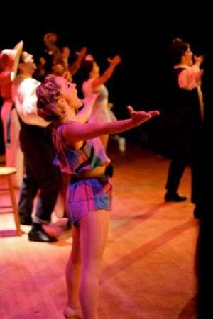 Tess in Crazy For You, Ocean City Theatre Company