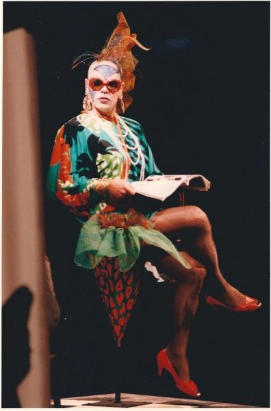 1988 production of Stravinsky's RENARD at the International Center for the Arts in Banff, Canada.