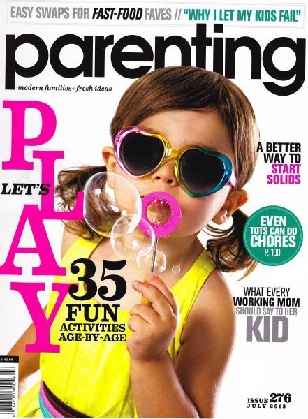 Talent for Parenting Magazine