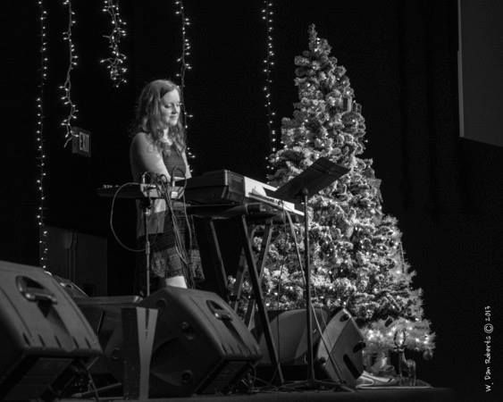 Playing at Life Music Academy's Winter Performance Night