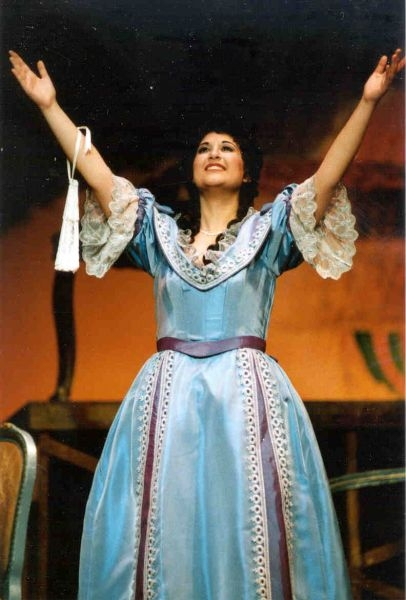 Rosina in The Barber of Seville - at Festival Opera Walnut Creek