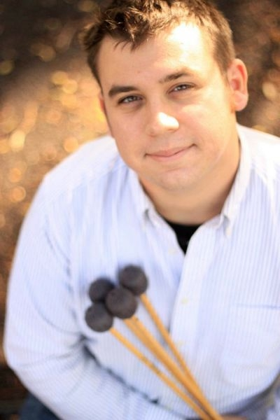 Senior recital photo shoot, October 2011.