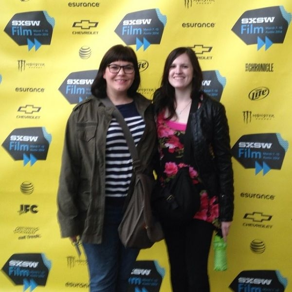 At the South by Southwest premiere for a film I scored!