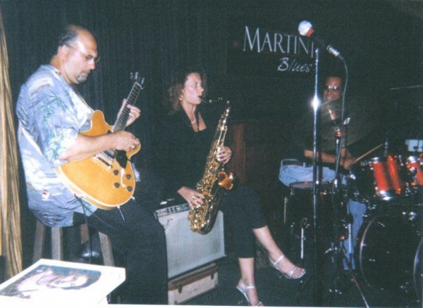 Martini Blues Gig