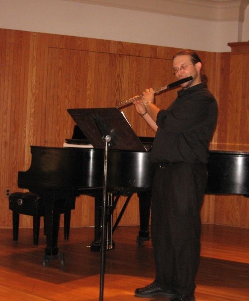 Marylhurst University Senior Recital