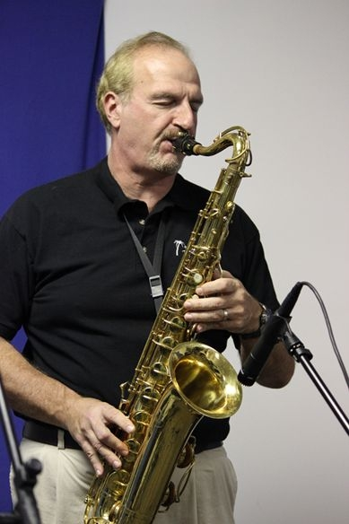 Performing as Saxophonist/Vocalist The Oceanfront Band - Raleigh, NC