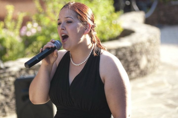 Performing at a friend's wedding